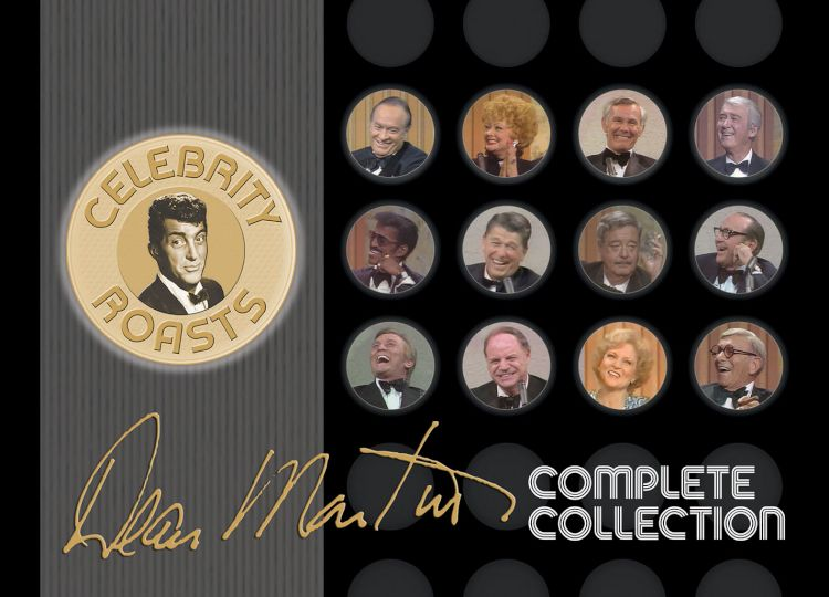 Dean Martin - Complete Series Box Set (Celebrity Roasts ...