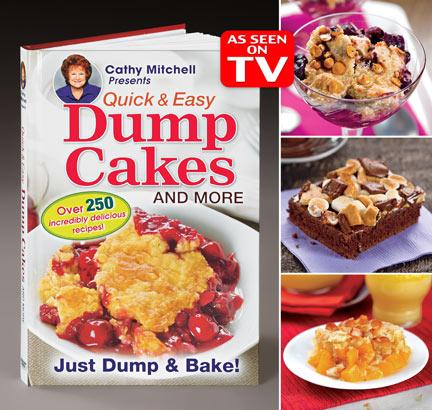 Dump Cakes Book Cathy Mitchell