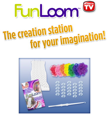 Fun Loom Kit