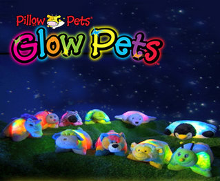 Glow Pets by Pillow Pets