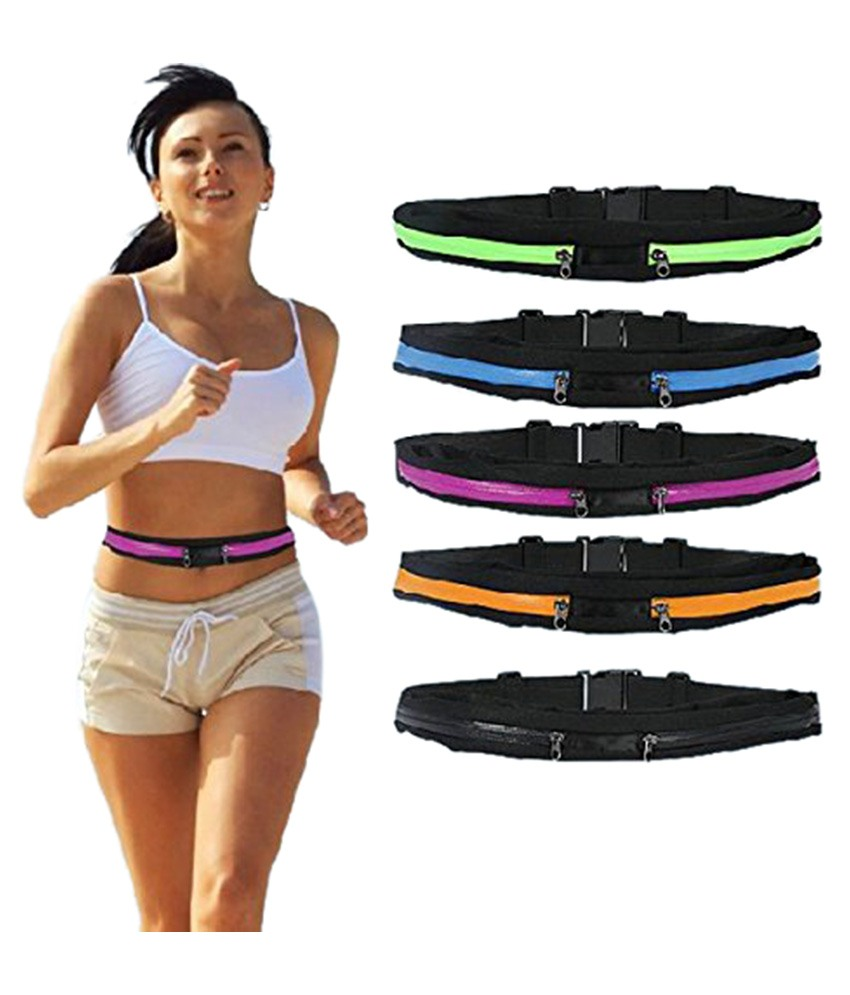 go belt runner pocket belt