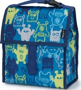 packit freezable lunch bag monsters