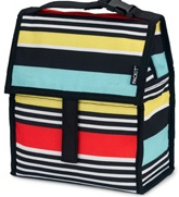 packit freezable lunch bag surf stripe
