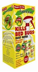 Fabriclear Bed Bug Spray As Seen On Tv
