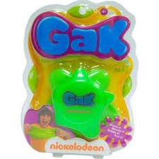 Nickelodeon Gak Green As Seen On Tv Web Store