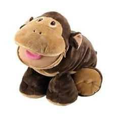 Stuffies Scout The Monkey As Seen On Tv