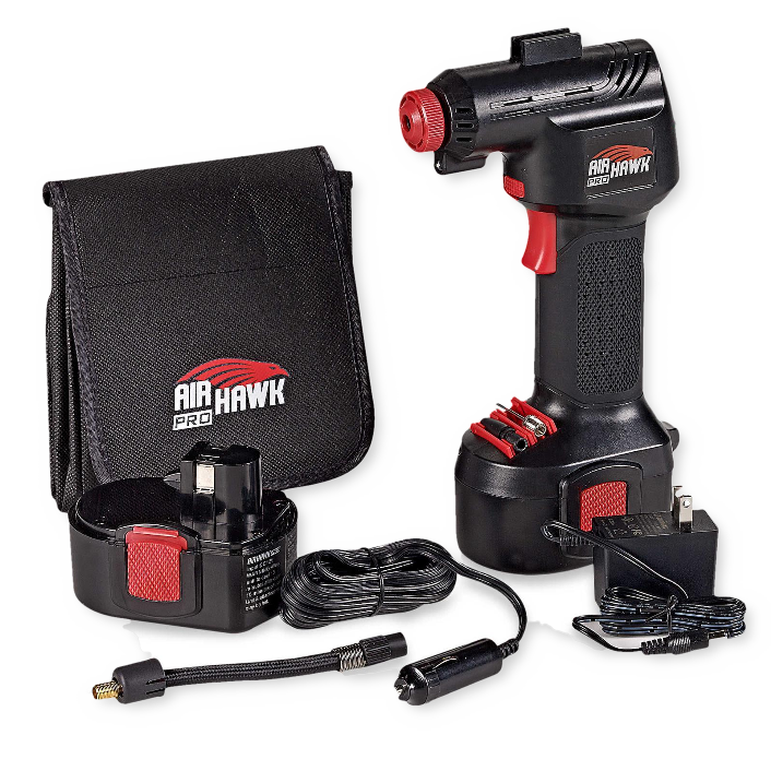 Air Hawk Air Compressor - As Seen on TV