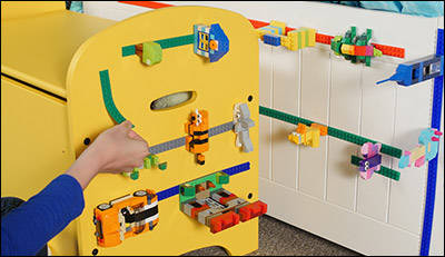 build bonanza building block tape