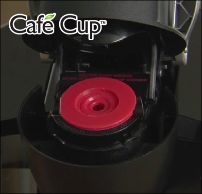 Cafe Cup Single Cup Coffee Filter