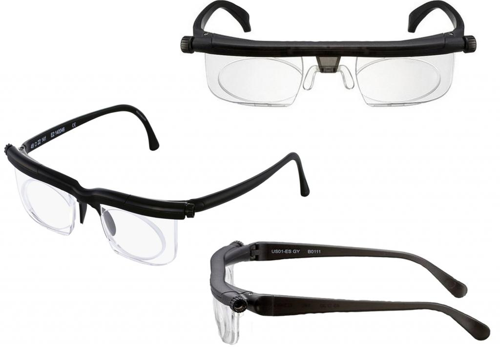 9cd47951a2 Dial Eye Vision Adjustable Glasses