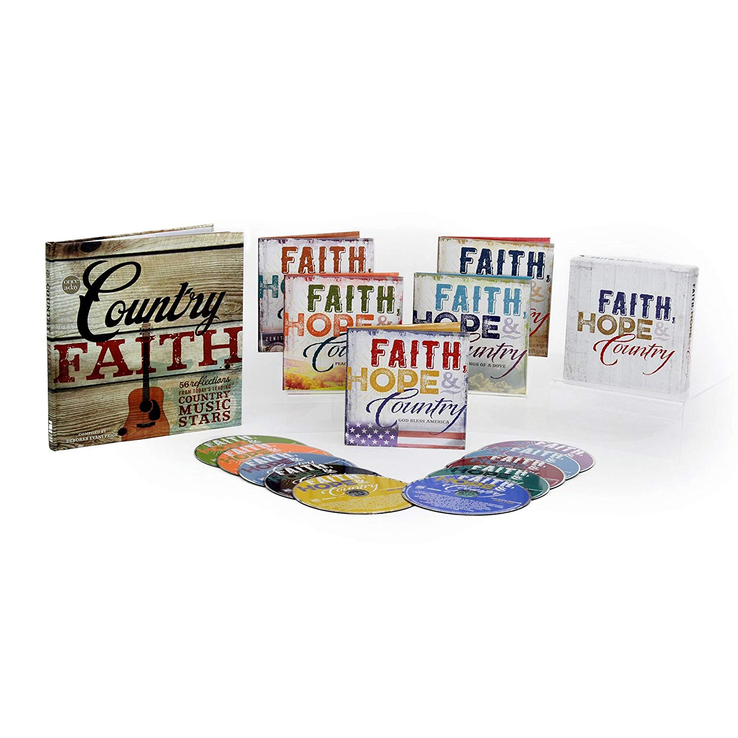 faith, hope and country cd set