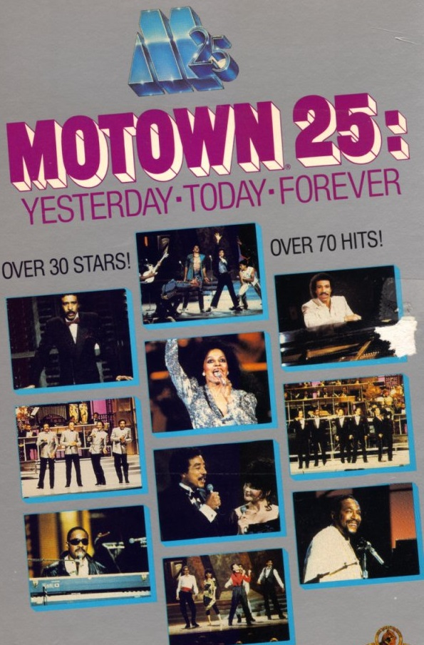 Motown 25 Yesterday Today Forever