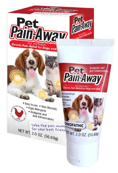 pet pain away as seen on tv