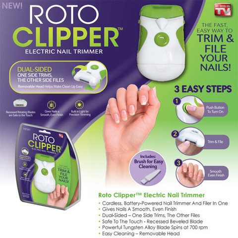 roto clipper nail trimmer