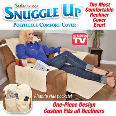 snuggle up fleece cover