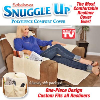 Snuggle Up Fleece As Seen On Tv