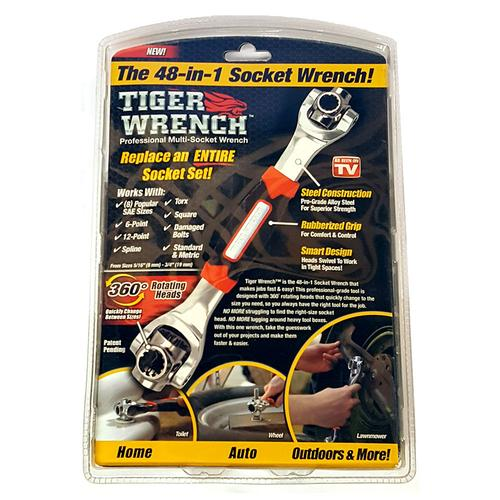 tiger wrench socket wrench