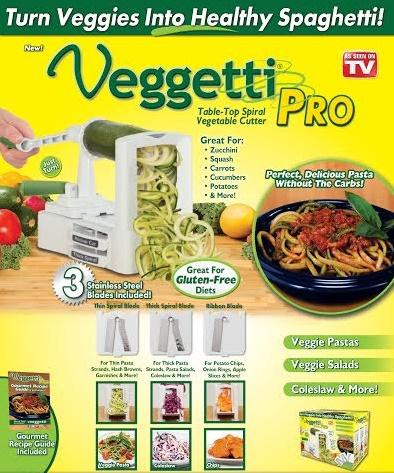 Veggetti Pro - As Seen on TV