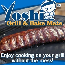 Yoshi Grill And Bake Mat As Seen On Tv